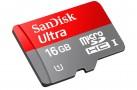 AKCE !!! 16GB Ultrarychlý SANDISK CLASS 10 UHS I 190Kč